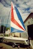 2004 Catalina 16.5 sailboat