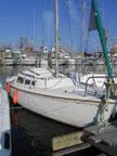 1985 Catalina 22 sailboat