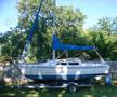 1991 Catalina 22 sailboat