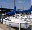 1982 Catalina 22 sailboat
