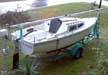 1973 Catalina 22 sailboat