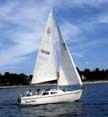 1982 Catalina 22 sailboats