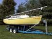 1972 Catalina 22 sailboat