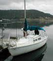 1983 Catalina 22 sailboat
