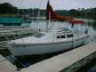 1989 Catalina 22 sailboat