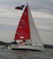 1986 Catalina 22 sailboat