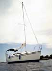 2005 Catalina 250 sailboat
