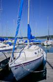 1977 Catalina 25 sailboats