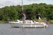1980 Catalina 25 sailboat