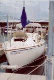 1987 Catalina 25 sailboat