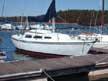 1974 Catalina 27 sailboats