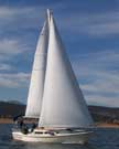 1989 Catalina 27 sailboat