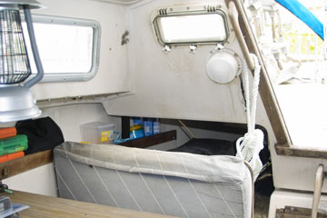 1973 Catalina 27 sailboat