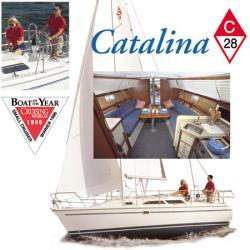 1995 Catalina 28 MK II