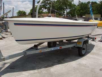 2003 Catalina Expo 14.2 sailboat