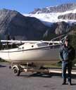 1982 Compac 16 sailboat