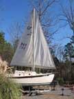1986 Compac 19 sailboat