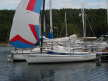 1984 Freedom 21 sailboat