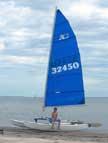 1979 Hobie 14 sailboat