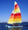 1978 Hobie 16 sailboat