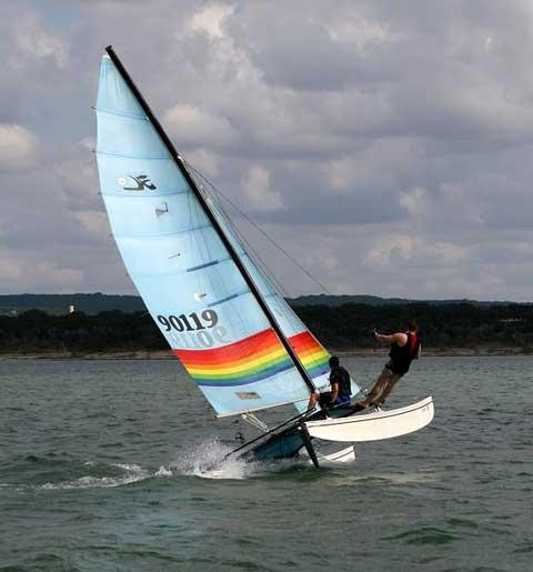 Hobie 16 sailboat for sale