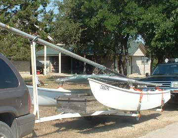 1986 Hobie 16 sailboat