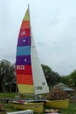 1982 Hobie 18 sailboat