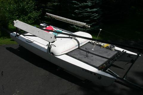 Hobie 21 Sport Cruiser