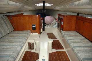 1983 Hobie 33 sailboat