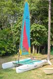 Hobie Wave sailboats