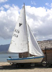 1980 Holder 14 sailboat