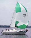 Hunter 25.5 sailboats