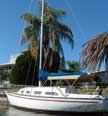 1978 Hunter 27 sailboat