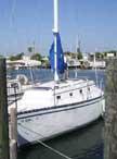1982 Hunter 33 sailboat