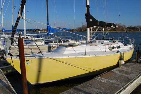 Irwin 30 Sailboat For Sale