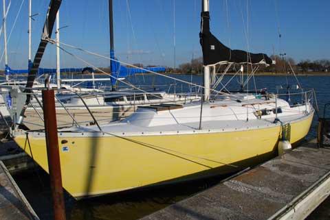 Irwin 30 sailboat