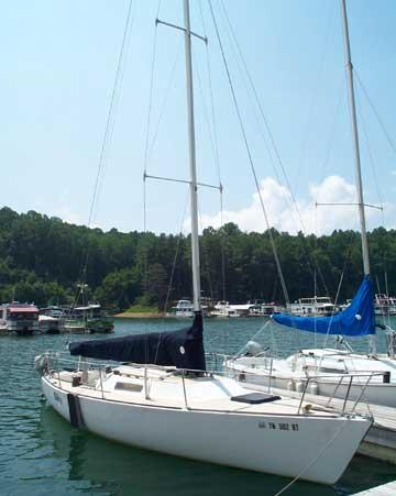 1985 J27 sailboat