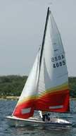1981 Chrysler Mutineer sailboat
