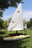1967 Butterfly sailboat