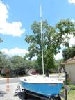 1978 Cortez 16 sailboat