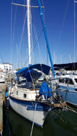 1976 Downeaster 32 sailing boat