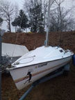 1981 Holder 20 sailboat