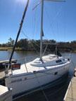 2006 Hunter 27 sailboat