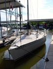 1985 Santana 30/30 sailboat
