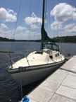 1980 Spirit 28 sailboat