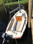 1974 Cape Dory Typhoon sailboat