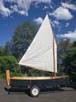 2017 Goat Island Skiff, 15.5 ft. sailboat