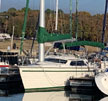 1992 Hunter Vision 32 sailboat