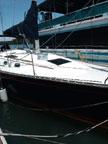 1993 Hunter Legend 35 sailboat
