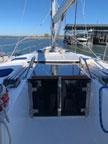 2002 Hunter 380 sailboat